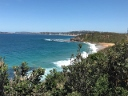 Mona Vale to Narabeen walk. By Di Williams